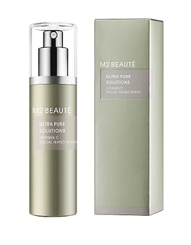 M2 Beauté ultra pure solutions vitamina C spray facial 75ml