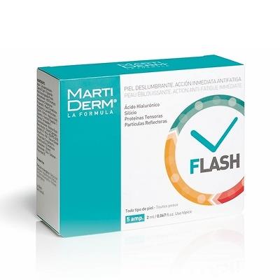 Martiderm Flash 5 ampollas