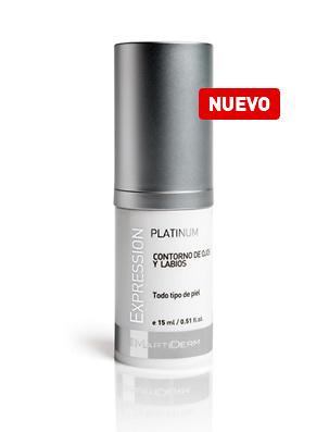 Martiderm Platinum EXPRESSION contorno ojos y labios 15 ml