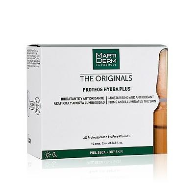 Martiderm Proteos Hydra Plus (Proteoglicanos) 10 ampollas (Pieles secas)