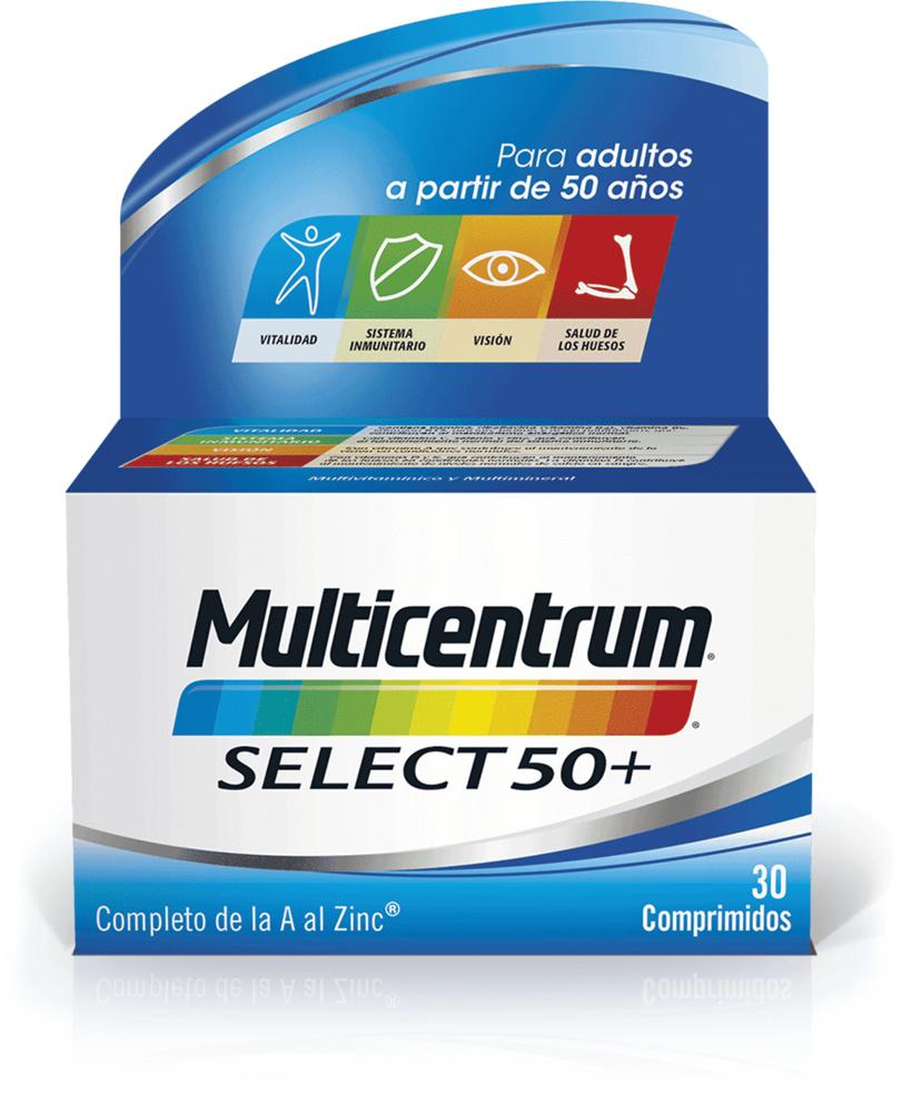 Multicentrum Select 50+ (30 Comp)