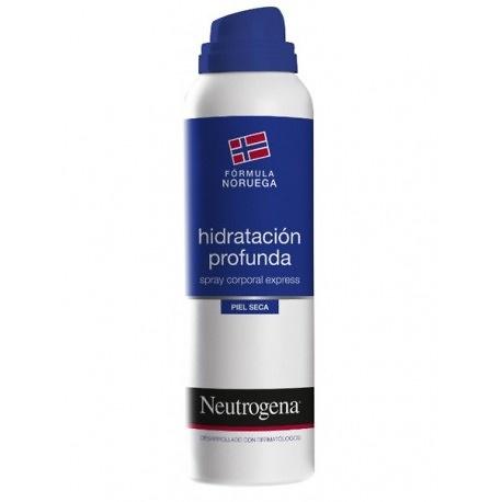 Neutrogena Spray hidratación corporal Express 200ml