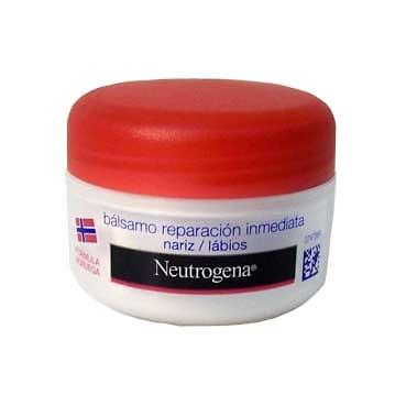 Neutrogena bálsamo labial fórmula noruega 15ml