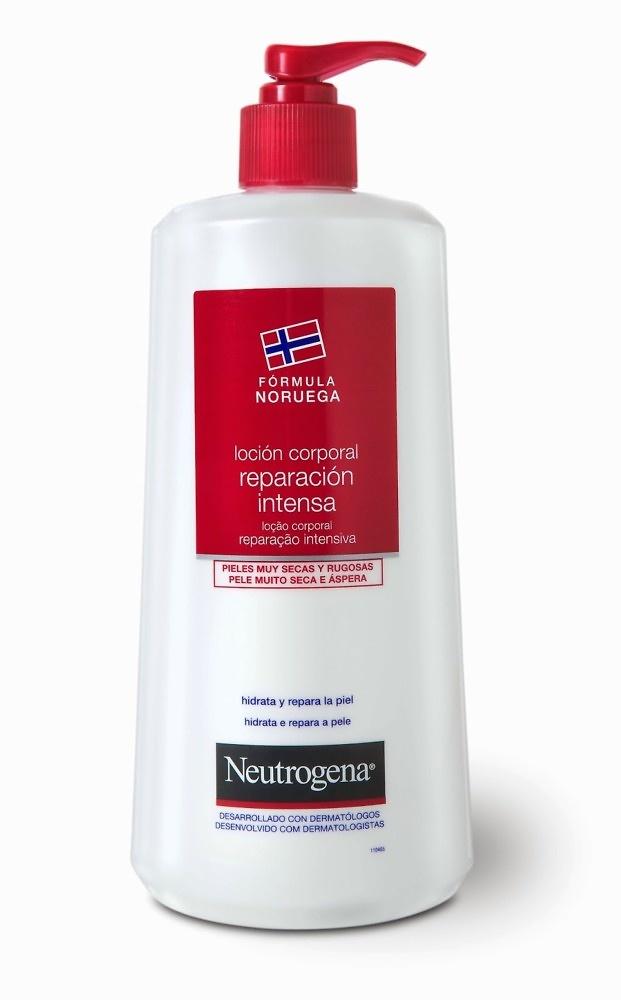 Neutrogena loción corporal reparadora intensa piel muy seca y sensible 750ml