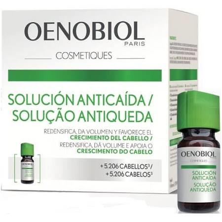 Oenobiol Solución Anticaída 12 frascos Bifásicos