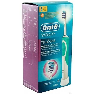 Oral-B Cepillo dental eléctrico vitality trizone - DISPOSITIVOS ... afe9cbab928b
