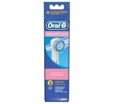 Oral-B Recambio cepillo eléctrico sensitive clean 3 unidades