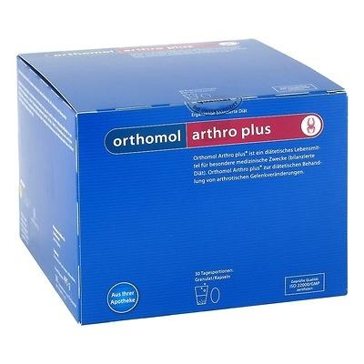 Orthomol Arthro plus 30 sobres y cápsulas