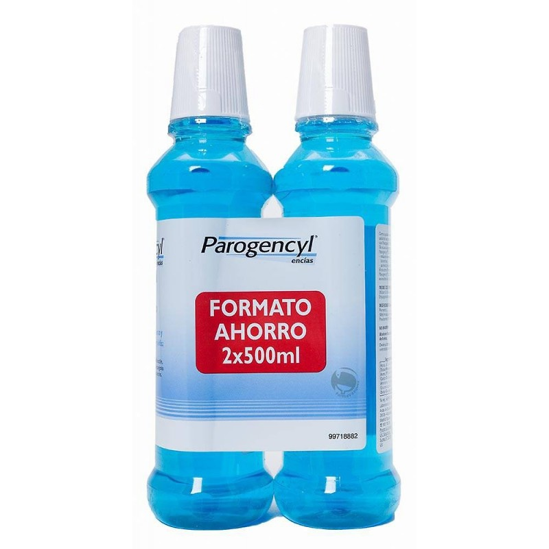 Pack colutorio Parogencyl 2x500ml