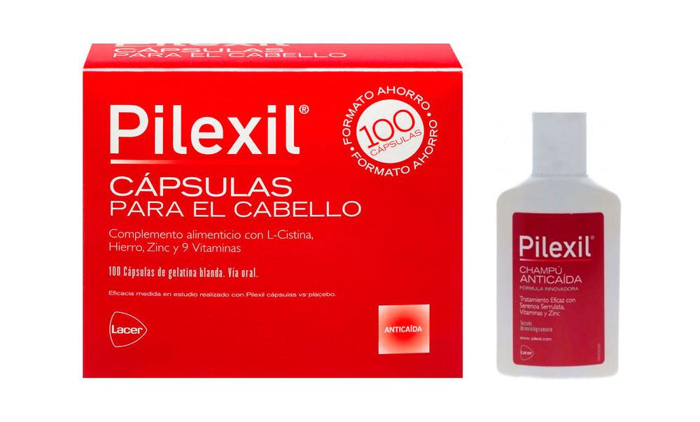 Pilexil Cápsulas Cabello 100 cápsulas