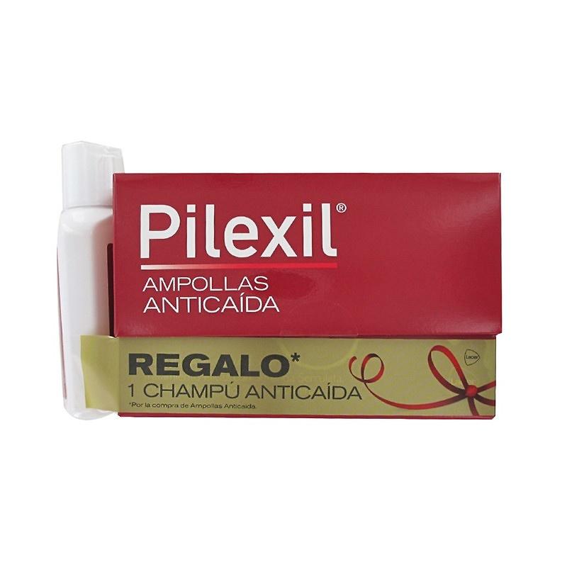 Pilexil Ampollas 20 Unidades (15 ampollas+5 De Regalo)