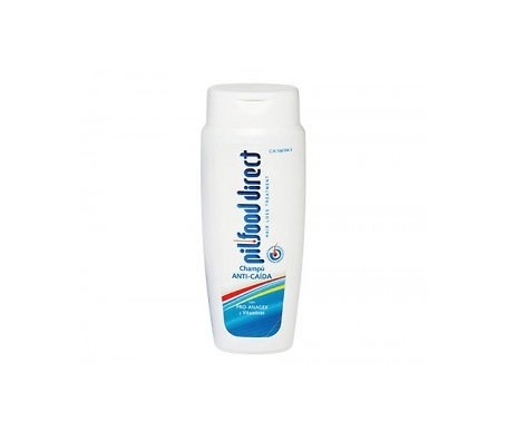 Pilfood champú anticaida 200ml