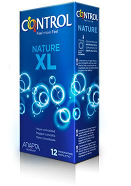 Preservativos Control Adapta XL 12 Unidades