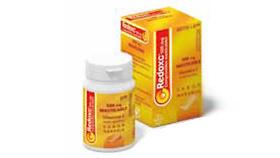 Redoxc 500mg 30 comprimidos masticables