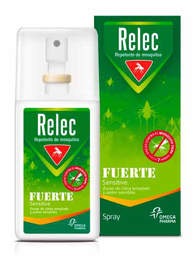 Relec Fuerte spray 75 ml