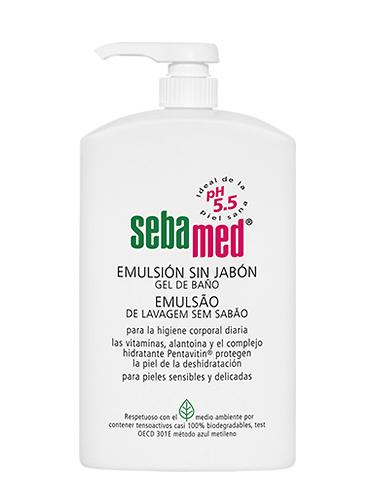 SebaMed Emulsion Aceite de Oliva 1000 ml