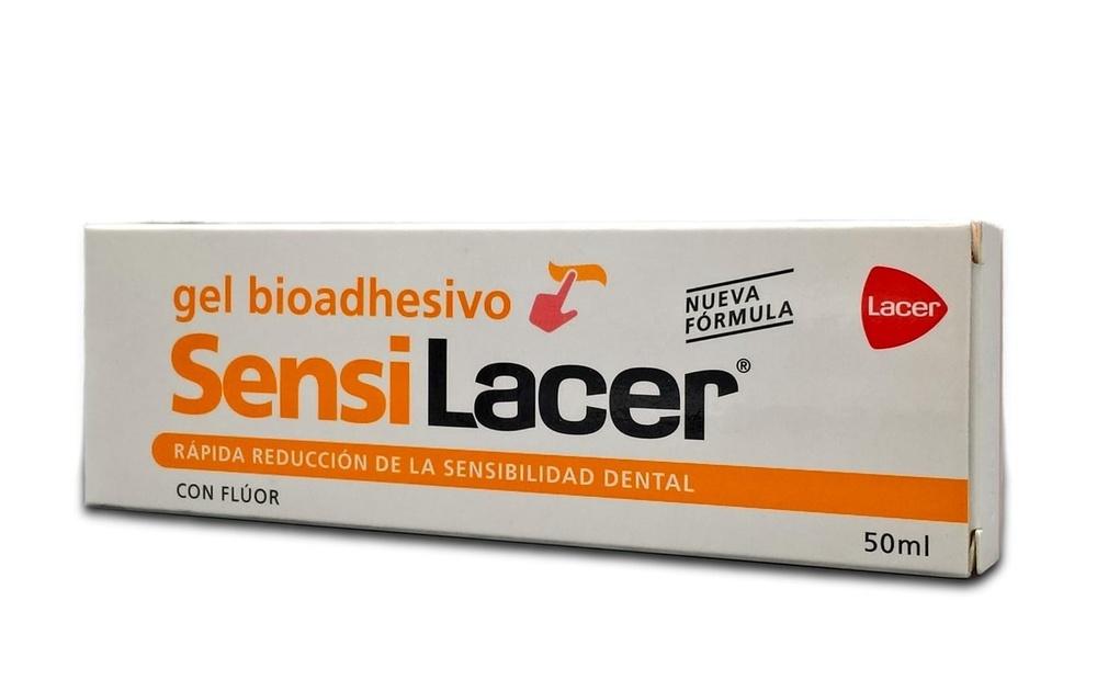 Sensi Lacer Gel Bioadhesivo 50 Ml