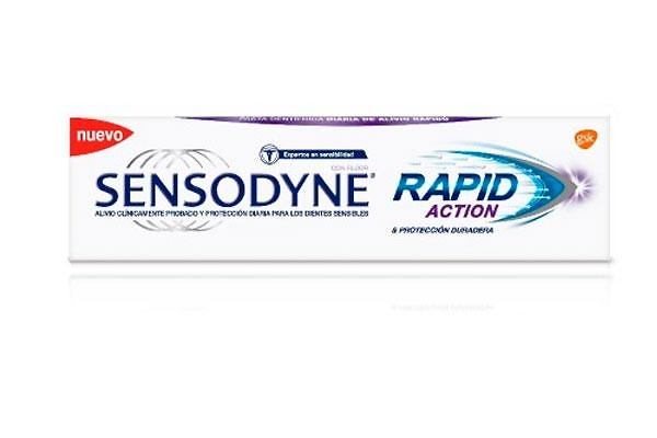 Sensodyne rapid pasta dentífrica 75ml