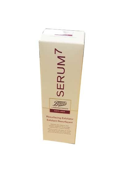 Serum 7 Exfoliante Iluminador 75 Ml