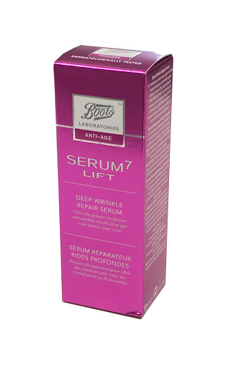 Serum 7 LIFT Advance sérum corrector de arrugas profundas 30ml