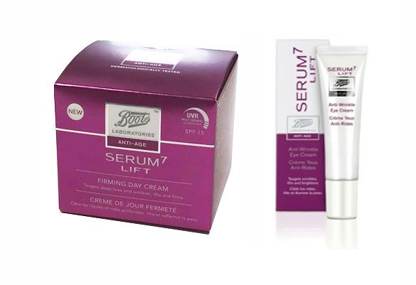 Serum 7 LIFT advance crema reafirmante día SPF15 50ML