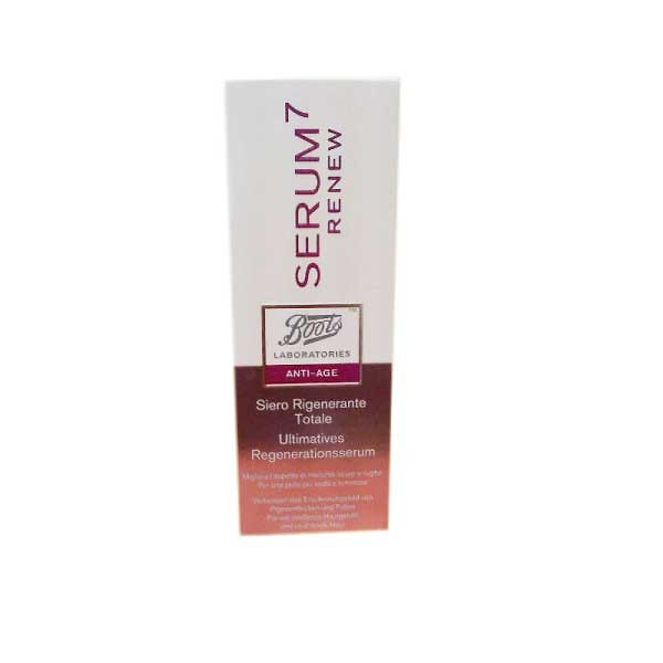 Serum 7 RENEW Serum Renovador Total 30 ml