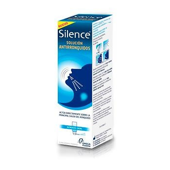 Silence Antirronquidos 50ml