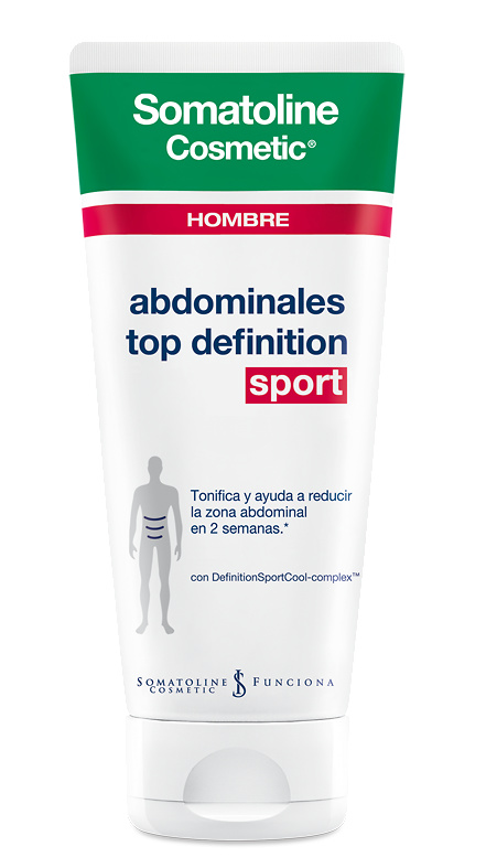 Somatoline Hombre Top Definition Sport Cool 200 Ml