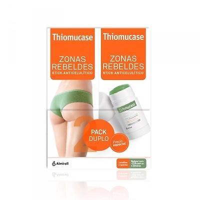 Thiomucase Duplo strick mujer 75ml + 75 ml