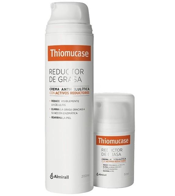 Thiomucase Reductor 200ml +50ml Regalo