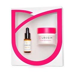 Uresim Pack crema antiarrugas-reparadora 50ml + sérum concentrado iluminador 20ml