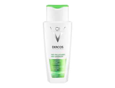 Vichy Dercos Technique Champú Anticaspa Grasa 200ml