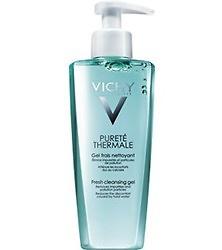 Vichy Pureté Thermale gel fresco limpiador 400ml