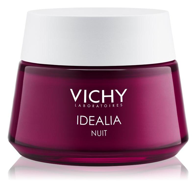 Vichy idealia noche skin sleep bálsamo reparador 50ml