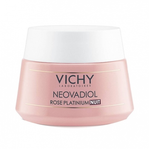 Vichy neovadiol rosa platinum crema noche 50ml