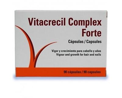 VITACRECIL COMPLEX FORTE 90 CAPSULAS
