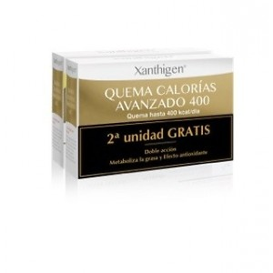 Duplo Xanthigen 400 mg Duplo 90 + 90 cápsulas