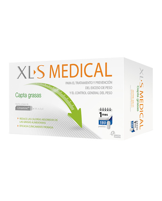 XLS Medical (180 Comprimidos)