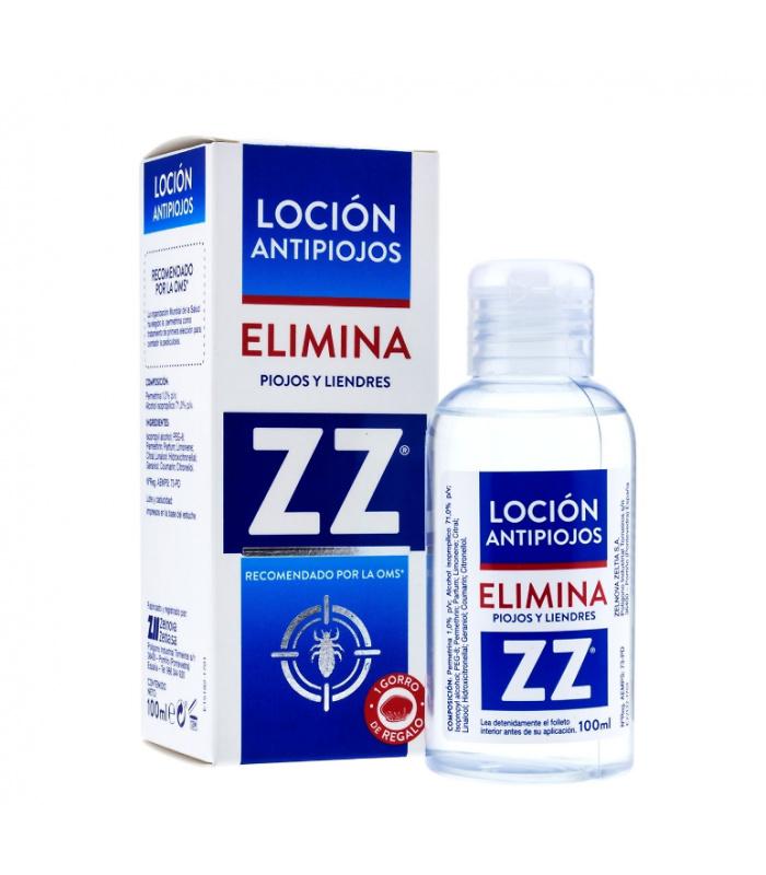 Loción cupex pediculicidad ZZ 100ML