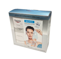 -Eucerin Hyaluron Filler Crema Dia Piel Normal y Mixta 50 ml + REGALO mascarilla facial intensiva
