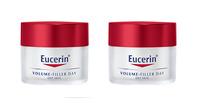 -Eucerin Volume-lift día Piel seca DUPLO 2x50ml