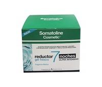 -Somatoline Reductor 7 Noches ultra intensivo gel fresco fragancia marina 250ml