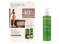 1- Elancyl Duplo Slim Design Celulitis Rebelde 2 X 200ml (Edicion 2019) + Regalo Celu Slim Vientre Plano 150 ml