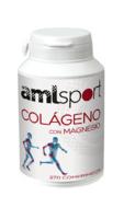 AMLSport colágeno con magnesio 270 comprimidos