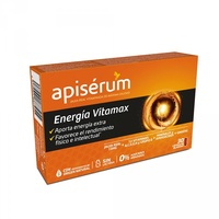 Apiserum Energía Vitamax 30 cápsulas