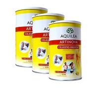 Aquilea Articulaciones Colágeno + Magnesio 375g sabor limón Pack 3 Unidades