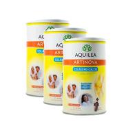 Aquilea Articulaciones colágeno + calcio 495g sabor chocolate Pack 3 unidades