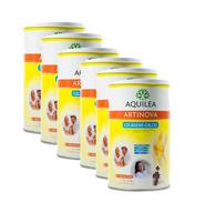 Aquilea Articulaciones colágeno + calcio 495g sabor chocolate Pack 6 unidades