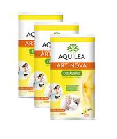 Aquilea Articulaciones colágeno 375g sabor vainilla Pack 3 unidades