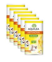 Aquilea Articulaciones colágeno 375g sabor vainilla Pack 6 unidades